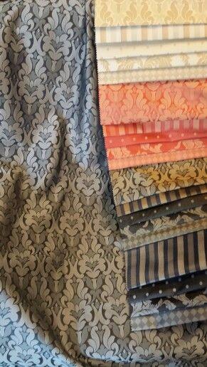 Victoria Collection de Comersan #tejidos #tapicerías