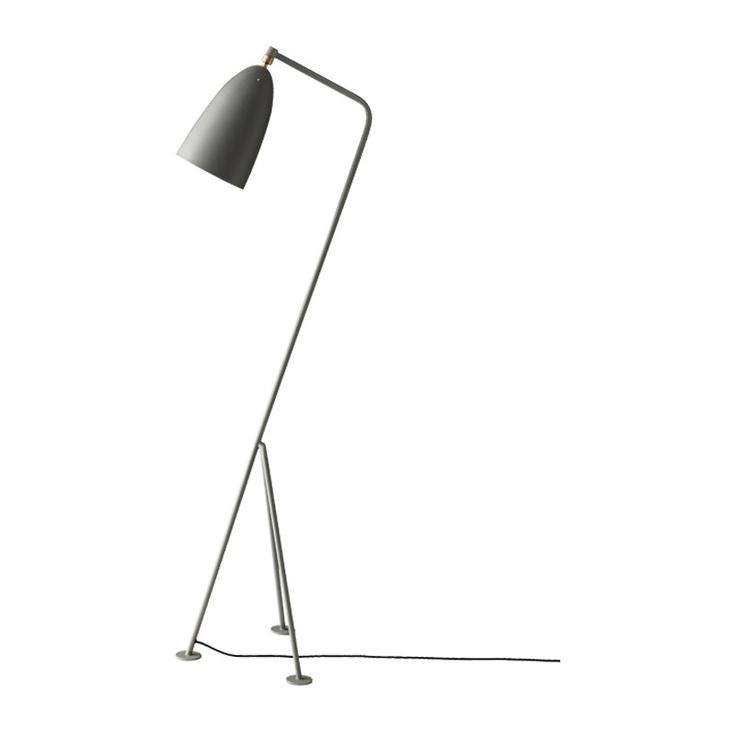 Grasshopper lampe