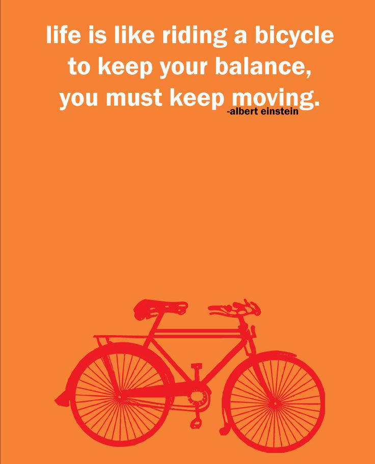 Keep moving :)
