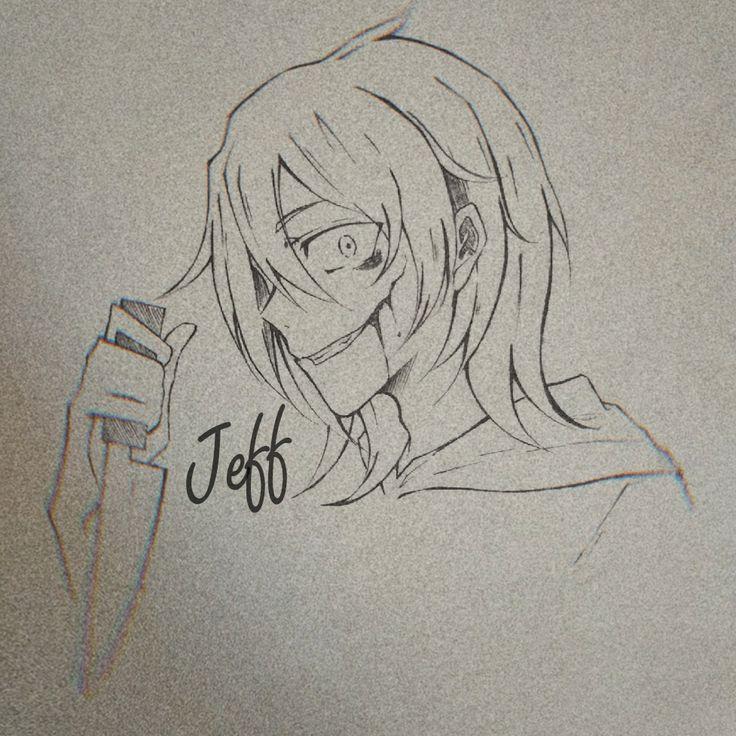 Картинки для срисовки карандашом крипипаста мальчики