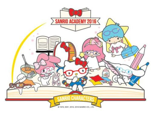 Sanrio Academy 2016 (^O^☆♪