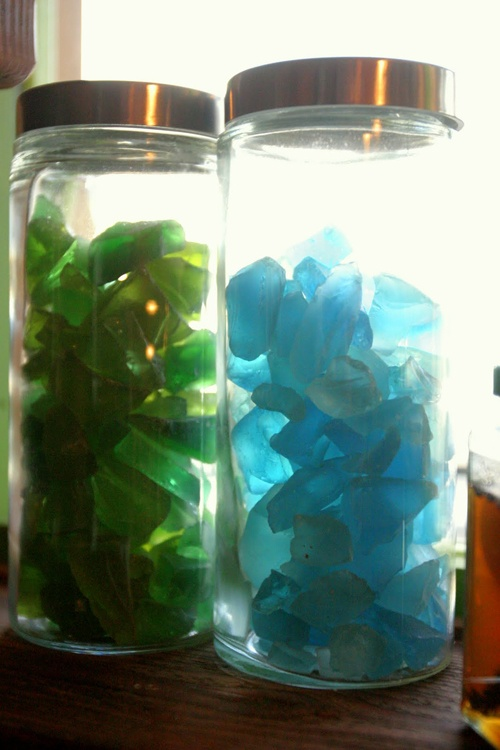 65 best images about sea glass decorating ideas on pinterest jars