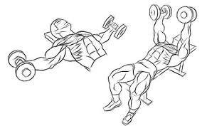 Exercícios para o peito crucifixo