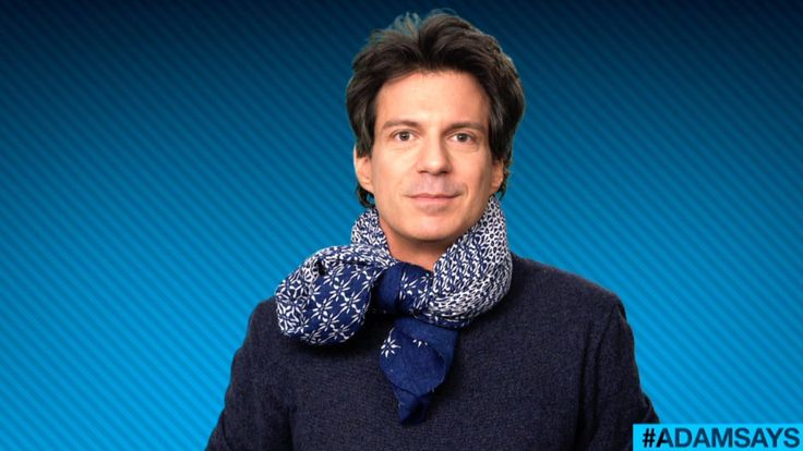 A reader wants to know how to tie a scarf, so Adam demonstrates three easy, breezy options that can add polish to any outfit.
