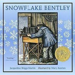 Link to free video version of Snowflake Bentley PLUS snowflake math activity.