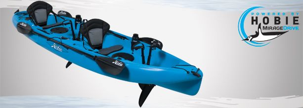 Hobie Cat Company - Mirage Outfitter
