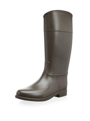 50% OFF igor Kid's Carla Nina Rain Boot (Marron)