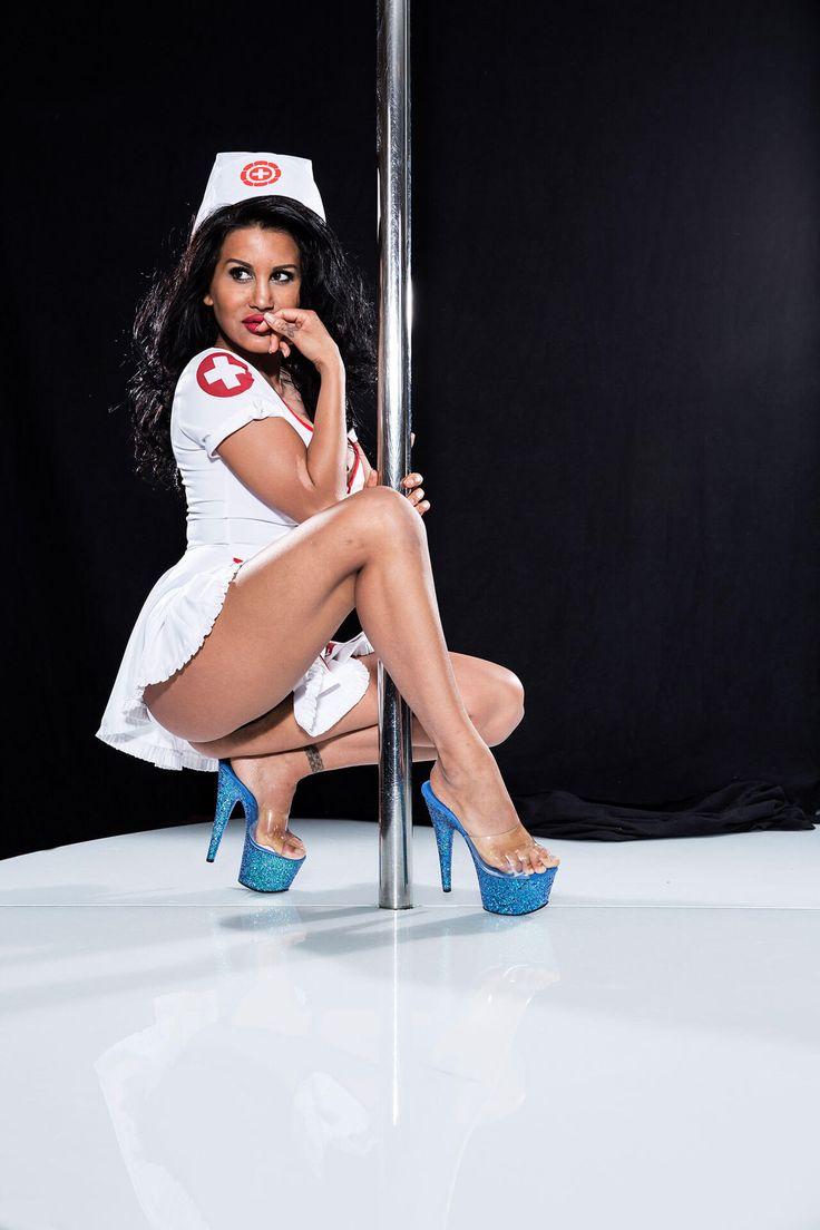 Nurse Tiffany at your service.