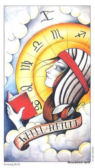 8 Coins Tattoo Tarot The Wheel Tarot Cards Wheel Of Fortune