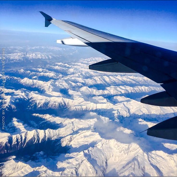Austrian Alps from above ⛅️🌤🌥 photo by Ioanna Galanos Interiors https://www.facebook.com/Ioanna-Galanos-Interiors-269255199914651/