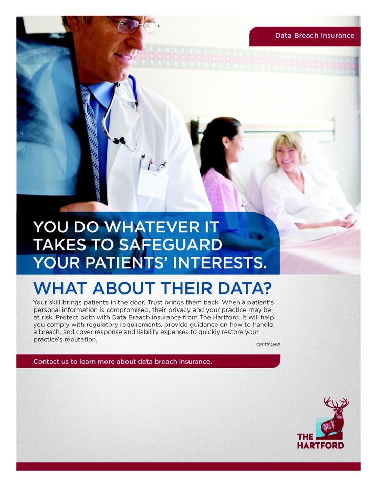 Information on Hartford Data Breach Insurance