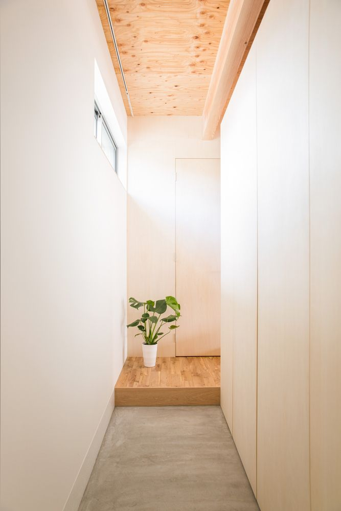 Gallery of House in Umezu / koyori + DATT - 7