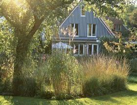 Vintage Grundkurs Gartenplanung den Garten in R ume einteilen LIVING AT HOME