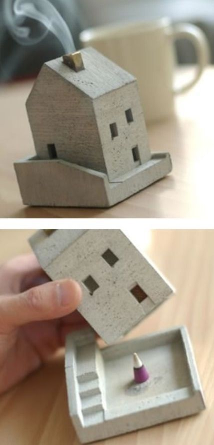 Incense house...