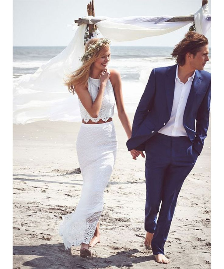 See the most beautiful nontraditional wedding dresses, from bohemian styles to colorful options.