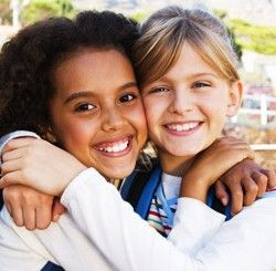 How Do I Talk To My Daughter About Being A Good Friend?