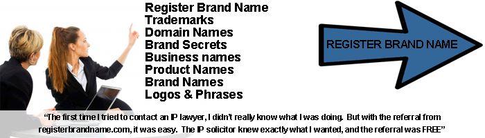 Register Brand Name
