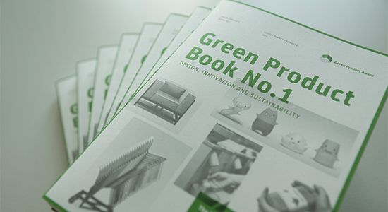 "Spanned over more than 190 pages, the ""Green Product Book No.1"" presents brave pioneers with their sustainable products and rebels with brand new ideas. The book shows the design-oriented, innovative, sustainable products and ideas of all nominees and winners of the Green Product Awards 2013 / 14. Many of the newcomers' work, as well as a number of international submissions are made available to the public for the first time in this book. To book order: http://bit.ly/1eNe2zX"
