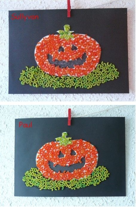 Best 25 Bricolage Halloween Ideas On Pinterest Halloween Art Projects Kids Halloween Crafts