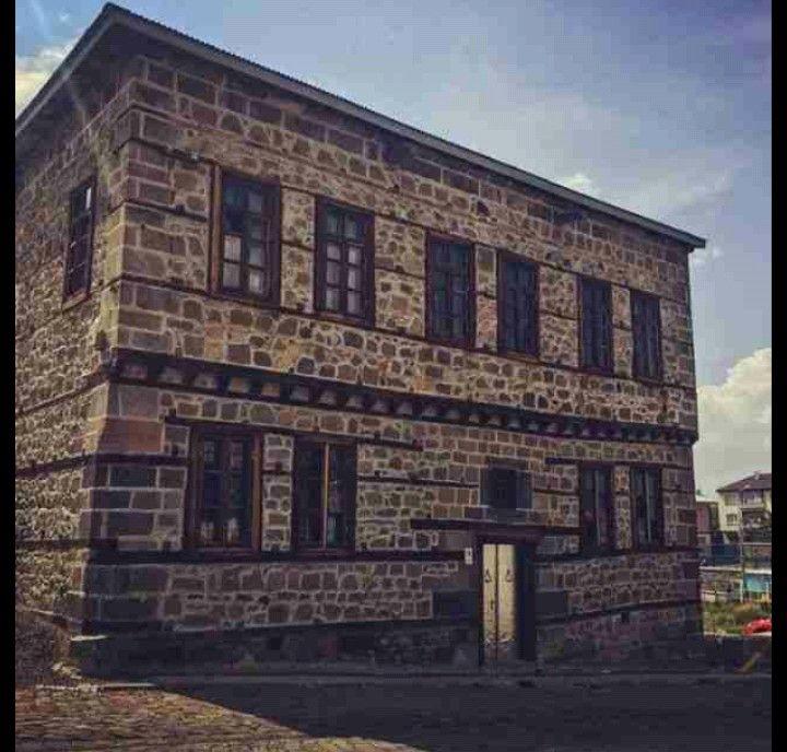 Erzurum house
