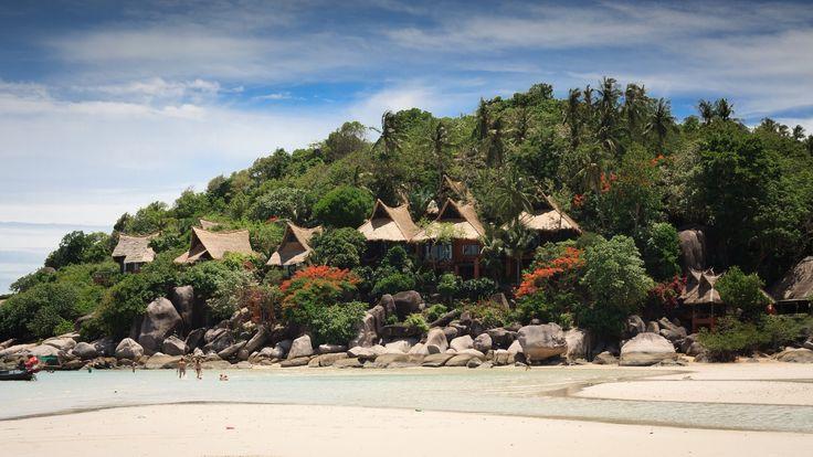 Beach in Koh Tao © Pixabay