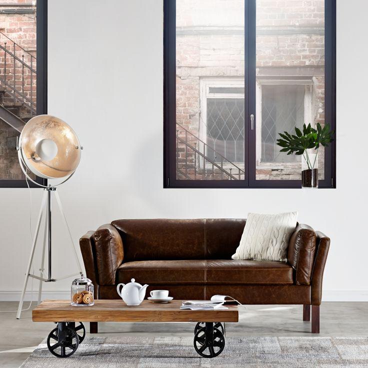Wagon konferenční stolek na kolečkách / coffee table on wheels