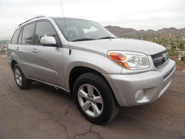 Used 2004 Toyota RAV4 for Sale in Phoenix, AZ – TrueCar