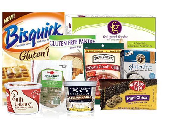 carina m. creations: Best Gluten Free Brands