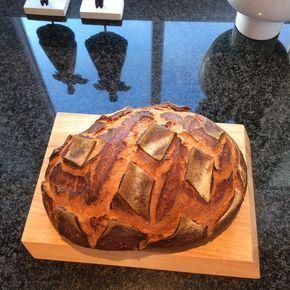 Buttermilch-Brot, kross und super lecker