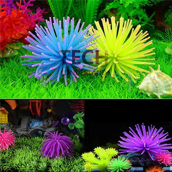 Моделирование морской еж коралловый Аквариум украшения Аквариума Озеленение бесплатная доставка
