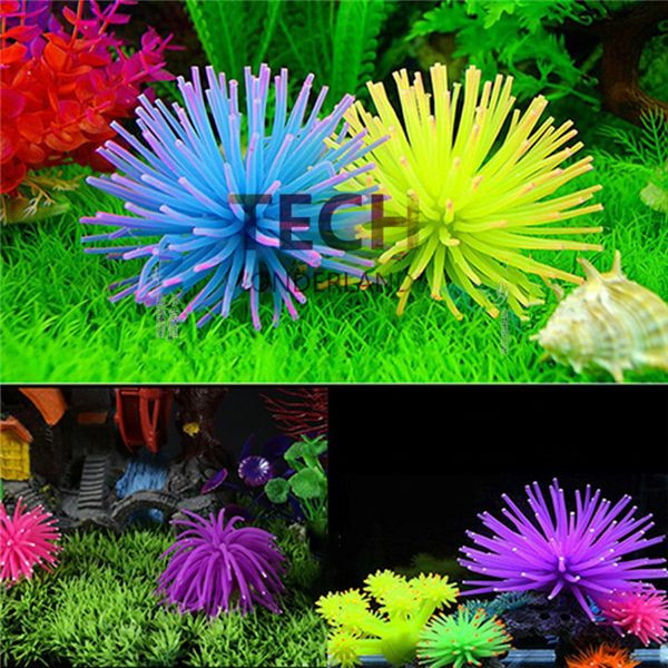 Simulation of sea urchin coral Aquarium decoration fish tank Landscaping free shipping #Affiliate