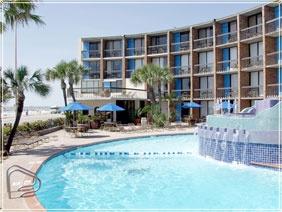 The Commodore Hotel, Galveston, TX.