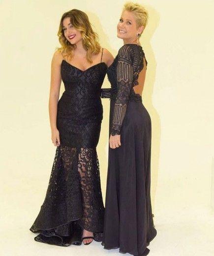 Sasha Meneghel e Xuxa com os looks escolhidos pra formatura de Ensino Médio da menina - que tal?