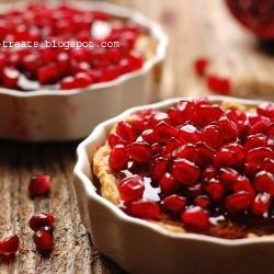 Pomegranate Tart recipe