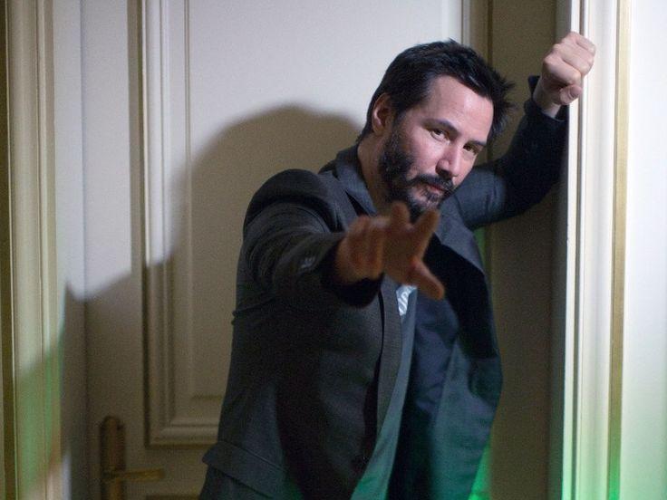 Keanu Reeves na meti provalnica - www.gloria.hr