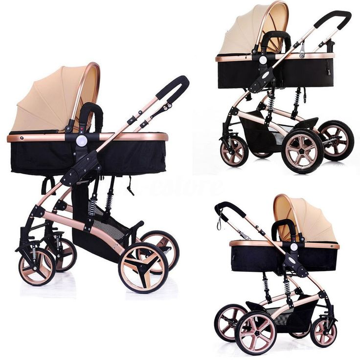 Baby Stroller Newborn Carriage Infant Travel Car High View Folding Pram Gift Hot | Baby, Strollers & Accessories, Strollers | eBay!