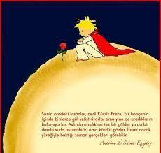 Küçük prens..