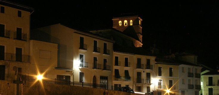 Evening stroll in Alhama de Granada