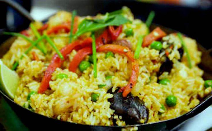 Arroz a la Valenciana Homemade Recipe | Best Of Filipino Food Recipes