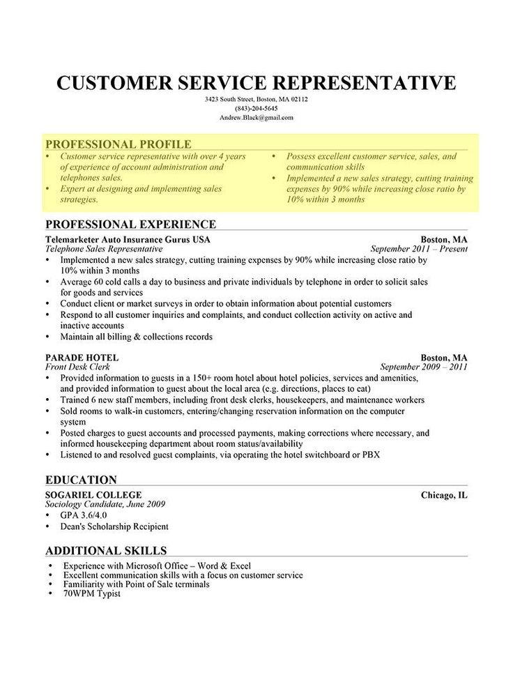 5 best resume tips