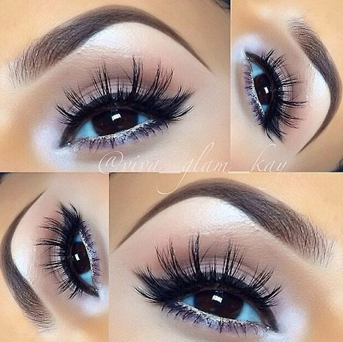 story wedding makeup tips eyelash extensions spray