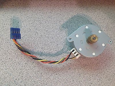 Used Stepper Motor Replacement For Zebra LP2844 & LP2844-Z Printers