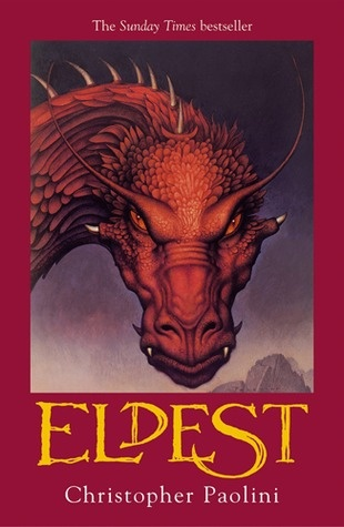 Eldest is the second book in the amazing series starting with Eragon. All fighting and dragons...
