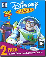 Disney Duos Toy Story 2 (2 Pack, Action Games)