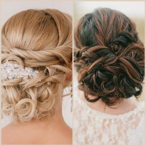 Top 10 Wedding Hairstyles for Brides