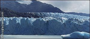 Los Glaciares National Park, Argentina - One of the last glaciers on the planet that is growing every year!