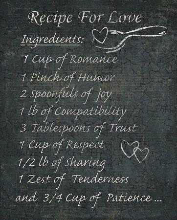 Uit mijn keukentje: Valentijn! Een recept voor een extra lang houdbare...