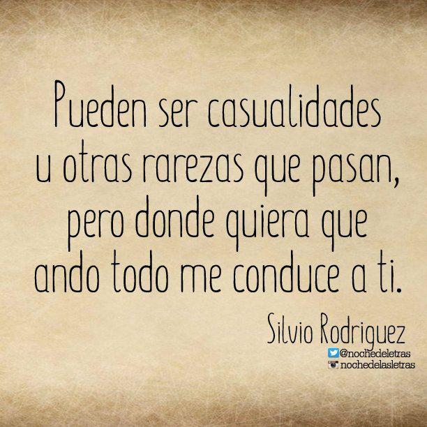 〽️ Todo me conduce a ti Silvio Rodriguez