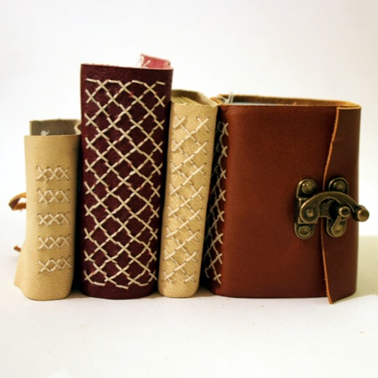 Leather Journals By Owl amp Lion This Is Wrap