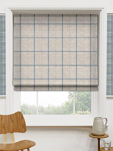 25  best ideas about blue roman blinds on pinterest
